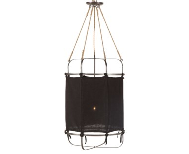 French Laundry Light - Small / Black