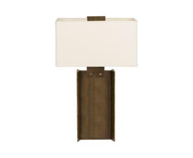 I-Beam Lamp - Large / Bronze