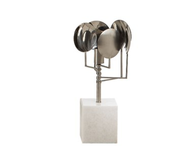 Sun Lamp - Stainless Steel