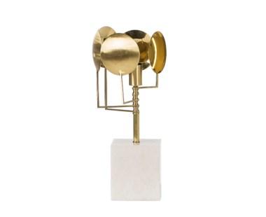 Sun Lamp - Brass