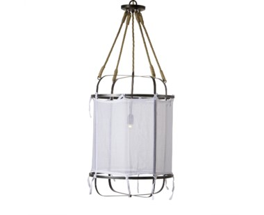 French Laundry Light - Small / White