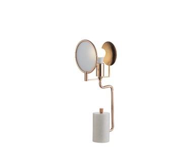 Eclipse Table Lamp - Copper