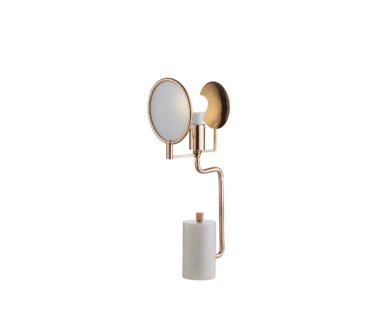 Eclipse Table Lamp - Copper