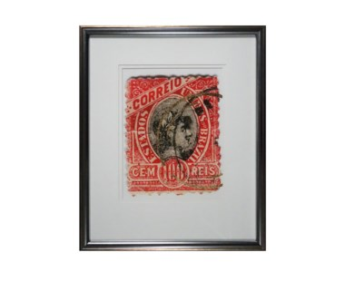 Postage Stamp - Correio Brazil