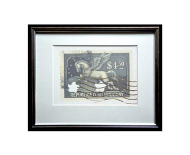Postage Stamp - Uruguay Pegasus