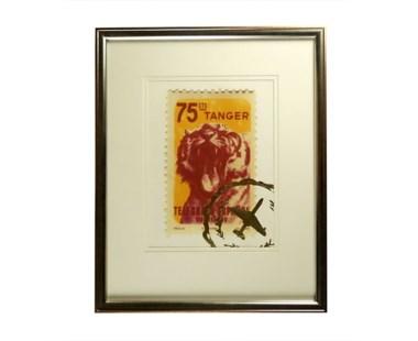 Postage Stamp Tangier Tiger