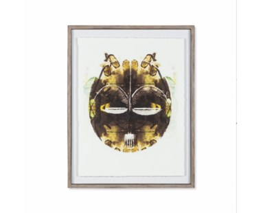 Imaginary Tribe Mask - A