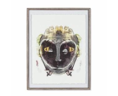 Imaginary Tribe Mask - C