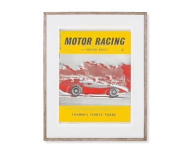 Motor Racing - 1956 Driftwood
