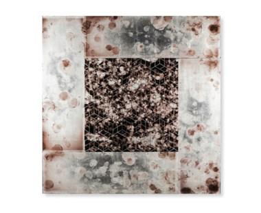 Eglomise Art Panel - B / Custom Size