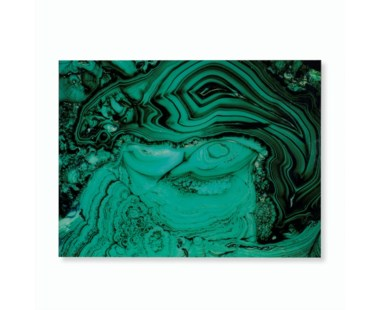 Malachite Wall Panel - A