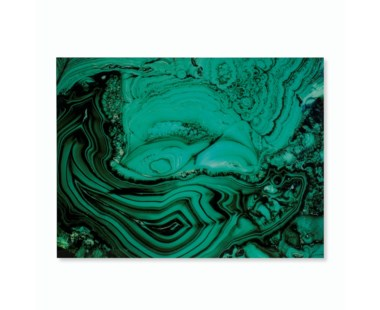 Malachite Wall Panel - D