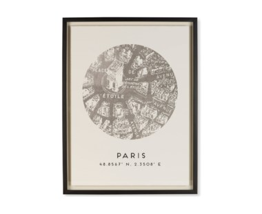 Coordinates - Paris