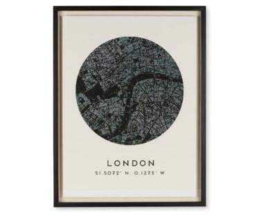 Coordinates - London