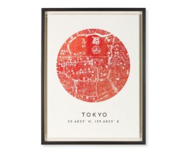 Coordinates - Tokyo