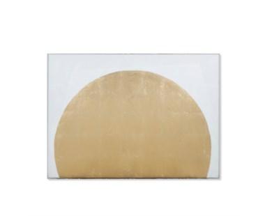 Gold Leaf Circle