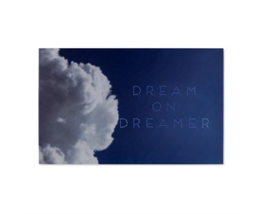 Dream on Dreamer - LED