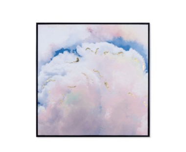 Clouds - Gold Leaf