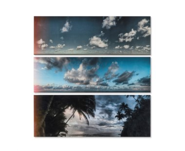 South Pacific Sky Tryptich- Andre Eichman