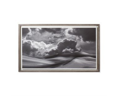 Dunes & Cloud