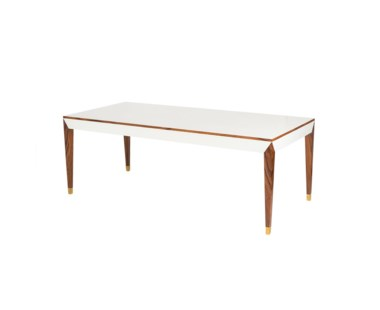 Reform Dining Table - White