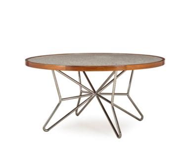 Starburst Round Dining Table
