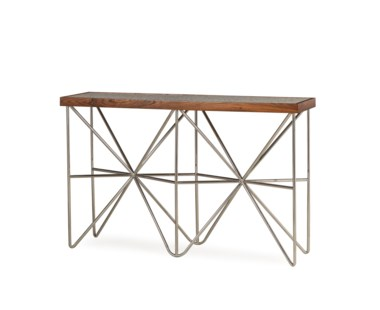 Starburst Console Table