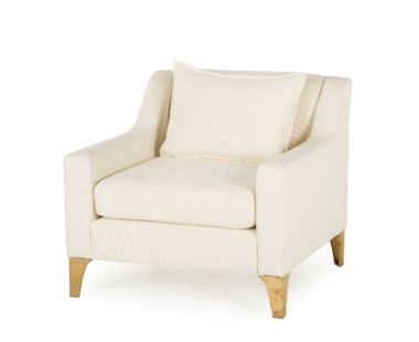 Lowrider Chair - Neva Ivory