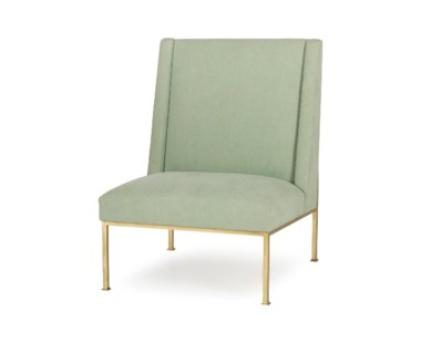 Mighty Lounge Chair - Nina Celery