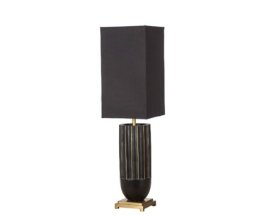 Empress Lamp - Black