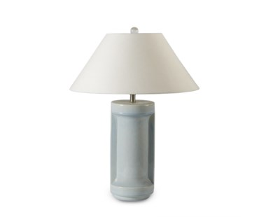 Ming Ceramic Lamp