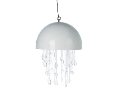 Lunar Chandelier - Small / White