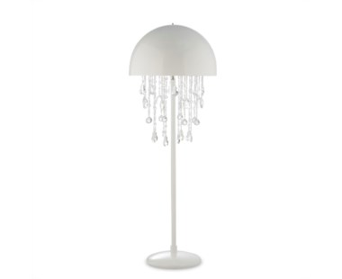 Lunar Floor Lamp - White