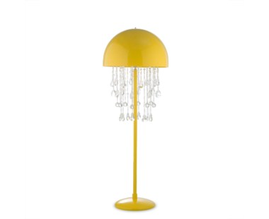 Lunar Floor Lamp - Yellow