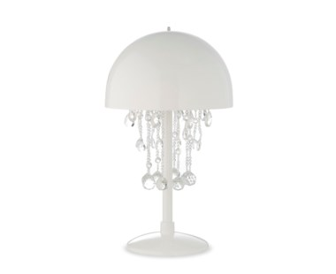 Lunar Table Lamp - White