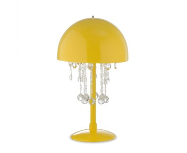 Lunar Table Lamp - Yellow