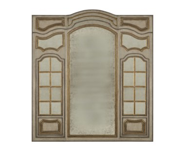 Chateau Entrance Mirror