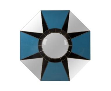 Fragment Star Mirror - Blue