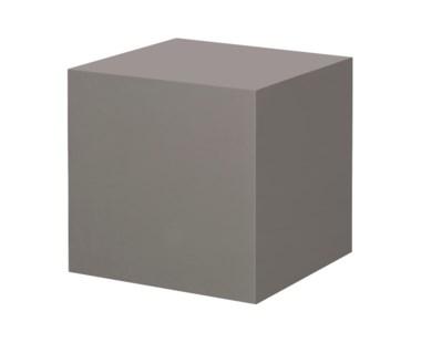 Morgan Accent Table - Square / Grey Lacquer