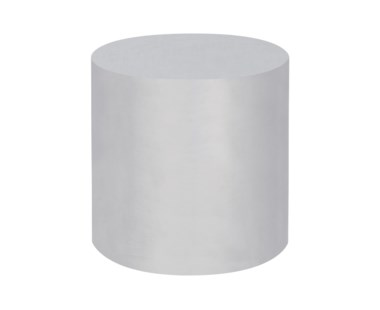 Morgan Accent Table - Round / Stainless