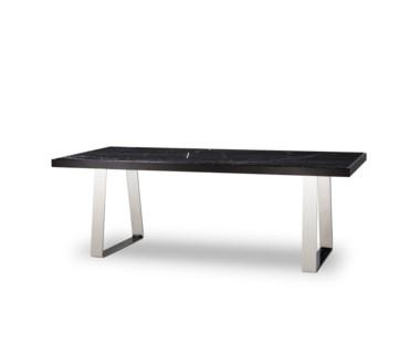 Jopling Dining Table - Black Marble