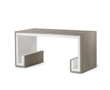 Oak 3-Drawer Desk