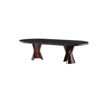 Ned Oval Dining Table