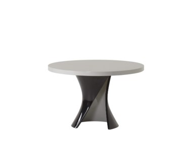 Ned Round Dining Table
