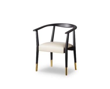 Soho Dining Chair - Matt Black