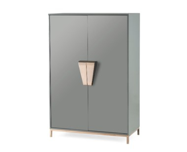 Shield Cabinet - color