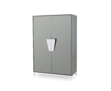 Shield Cabinet - Dark Grey