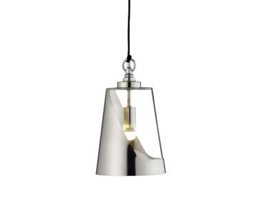 Bessie Pendant Lamp - Stainless Steel