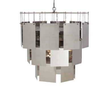 Marilyn Chandelier - Large / Stainless