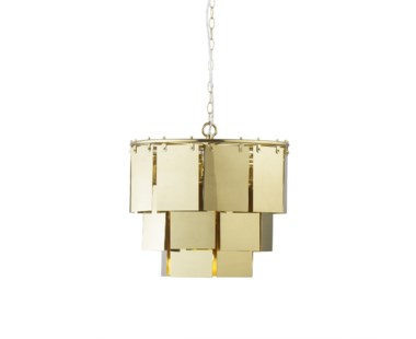 Marilyn Small Brass Chandelier